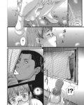 【エロ漫画】ヤリチンのサムに放尿現場を目撃されてしまった委員長...弱みにつけこまれデカチンを即ハメされ処女喪失を果たしてしまう。。。【処女喪失エロ漫画・オリジナル】